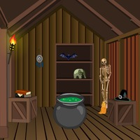 Escape From Witch Lair TollFreeGames