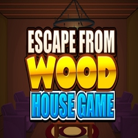Escape From Wood House Game MeenaGames