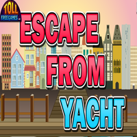 Escape From Yacht TollFreeGames