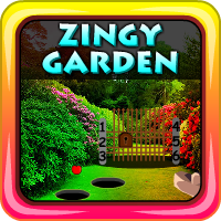 Escape From Zingy Garden AvmGames