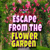 Escape From The Flower Garden KNFGames