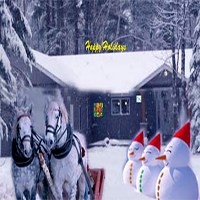 Escape Funlove Christmas 2 AjazGames