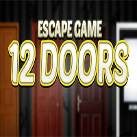Escape Game 12 Doors 5nGames
