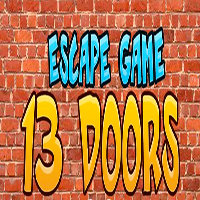 Escape Game 13 Doors 5nGames