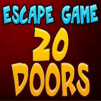 Escape Game 20 Doors 5nGames