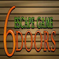 Escape Game 6 Doors 5nGames