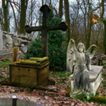 Escape Game Abandoned Cemetery 5nGames