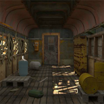 Escape Game Abandoned Goods Train 2 5nGames