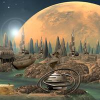 Escape Game Alien Planet FirstEscapeGames