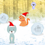 Escape Game Cats Christmas WowEscape