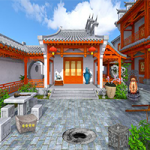 Escape Game Chinese Residence FirstEscapeGames