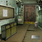 Escape Game Deserted Factory 5nGames