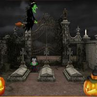 Escape Game Halloween Cemetery FirstEscapeGames