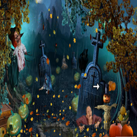 Escape Game Halloween Ghost 5nGames