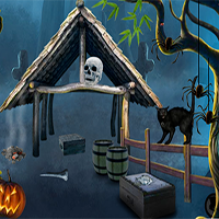 Escape Game Halloween Horror 2 5nGames