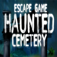 Escape Game Haunted Cemetery 5nGames