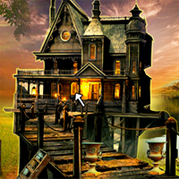 Escape Game Lake House 5nGames