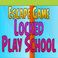 Escape Game Locked Play School 5nGames