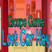 Escape Game Lost Car Key 5nGames