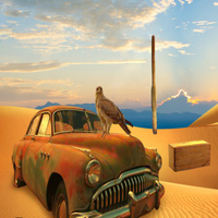 Escape Game Lost In Desert 5nGames