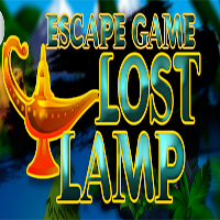 Escape Game Lost Lamp 5nGames