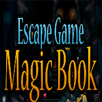 Escape Game Magic Book 5nGames