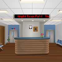 Escape Game The Hospital 1 5nGames