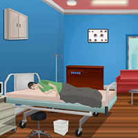 Escape Game The Hospital 2 5nGames