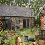Escape Games Abandoned Farm House 5nGames