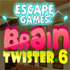 Escape Games Brain Twister 6 123Bee