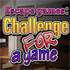 Escape Games Challenge For A Game