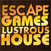 Escape Games Lustrous House 123Bee