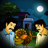 Escape Games Where Is The Turkey Statue ENAGames