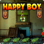 Escape Happy Boy AvmGames