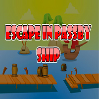 Escape In Passby Ship AjazGames