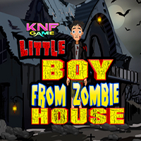 Escape Little Boy From Zombie House KNFGames