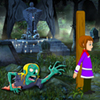 Escape Little Girl From Zombie Forest HiddenOGames