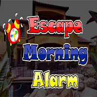 Escape Morning Alarm AjazGames