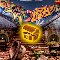 Escape Old Warehouse Crown YolkGames