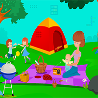 Escape Picky Picnic AjazGames