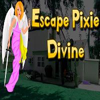 Escape Pixie Divine AjazGames