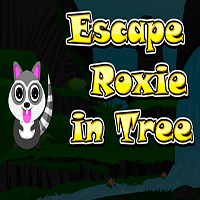 Escape Roxie In Tree AjazGames