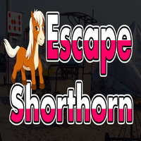 Escape Shorthorn AjazGames