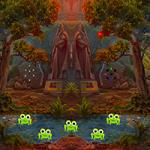 Escape Statue Forest AvmGames