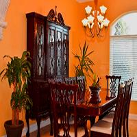 Escape Tangerine Rooms AjazGames