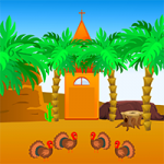Escape Thanksgiving Desert AvmGames