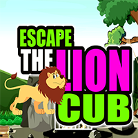 Escape The Lion Cub ENA Games