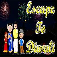 Escape To Diwali AjazGames