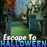 Escape To Halloween Fest Games4King