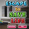 Escape To Save Life